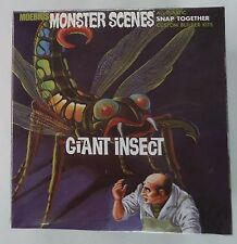 Moebius Aurora Monster Scenes GIANT INSECT Model Kit, SEALED