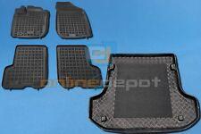 Gummi-Fußmatten+Kofferraumwanne DACIA LOGAN II MCV Kombi 2013-heute