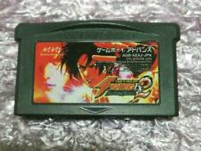 The Game Boy Advance and King of Fighters Ex2-howling Blood Marvelous Entertainment 02p01oct16