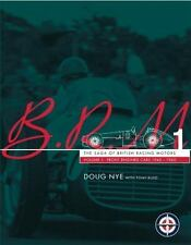 B.R.M. - NEW HARDCOVER BOOK
