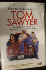 THE MODERN ADVENTURES OF TOM SAWYER OOP RARE DELETED REGION 4 DVD HUCK FINN - OK