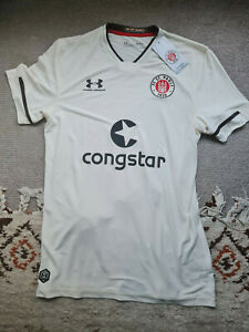 FC St.Pauli Under Armour UA Trikot NEU Shirt Auswärtstrikot