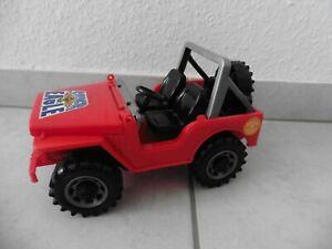 BRUDER Jeep Geländewagen Super Eagle