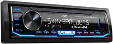 JVC KD-X350BTS Single DIN SiriusXM Ready Bluetooth In-Dash Car Stereo Receiver
