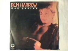 "DEN HARROW Mad desire 7"" ITALO DISCO"