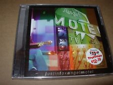 JUSTIN FOX angel motel ( rock ) 1 cd SEALED