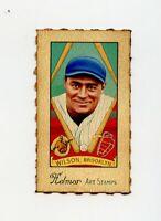 RARE HELMAR Baseball Card: #377 HACK WILSON Brooklyn Dodgers SCARCE