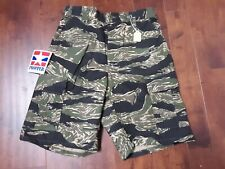 """MS PROPPER BDU SHORTS GREEN ZIPPER FLY MEN'S SIZE SMALL 27 TO 31"""" NWT"""