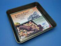 Baking Tray 40X40H6cm 251 8014932201550 Vespa Srl Home, Pub Table