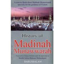 History Of Madinah Munawwarah By shaikh Safiur Rahman Islamic Muslim Book Gift
