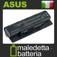 Batteria 10.8-11.1V 7800mAh per Asus N56V Serie
