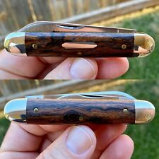 RARE NEW 1 of 24 2011 Great Eastern Cutlery 68 Exotic Mexican Bocote GEC 682211