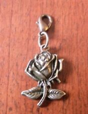 charms bronze rose 25x17 mm