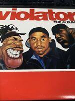 Violator The Album - Vinyl Record 2LP Busta Rhymes Q-Tip Promo LL Cool J Big Pun