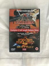 Operation Delta Force 1 & Operation Delta Force 2: May Day - NEW SEALED