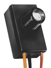 12 Volt Button Style Dusk-To-Dawn Photocell Sensor - Light Up The Night!