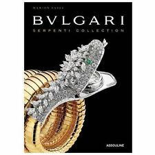 BULGARI SERPENTI COLLECTION - FASEL, MARION - NEW HARDCOVER BOOK