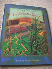 The Garden of Happiness by Erika Tamar (1996, Hardcover)