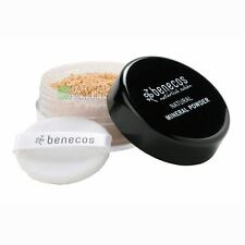 Benecos Natural Loose Mineral Powder Light Sand 10g