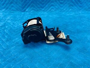 Infiniti QX56 QX80 3rd Row Center Seat Belt Retractor 89854-1LA1B Tan 11-20 OEM