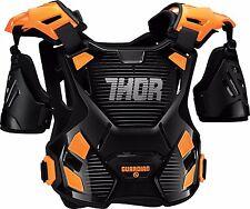 Thor Adult Guardian Deflector Body Armour MD/LG Black/Orange Quad ATV MX