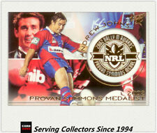 Andrew Johns Select NRL & Rugby League Trading Cards