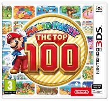 VIDEOGIOCO NINTENDO 3DS MARIO PARTY THE TOP 100 GIOCO ITALIANO PAL 2DS