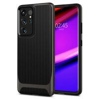 Galaxy S21, S21 Plus, S21 Ultra Case   Spigen® [Neo Hybrid] Protective Cover