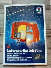 Laternen, Bastelset, Feuerwehr, Fire Department