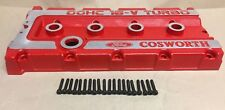 Ford Sierra 3 Door Rs 500/2wd 4x4 Cosworth Cam Cover Bolt's Complete Set