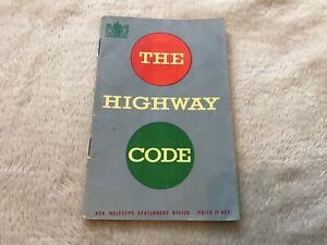 The Highway Code 1954