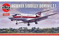 Models aircraft Kit Of Mount Airfix Hawker Siddley Dominie T.1 Scale 1:72