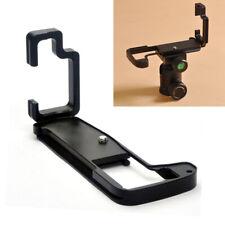 Quick Release L-Bracket Camera Grip for Olympus O-MD E-M1 II OMD EM1 ( Mark II )
