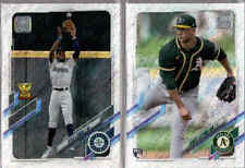 2021 Topps Series 1 & 2 Retail Foilboard Parallel #/790 - You Pick From A List