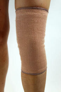 Solace Bracing Beige Simple Arthritic Compression Pull On Knee Support Sleeve