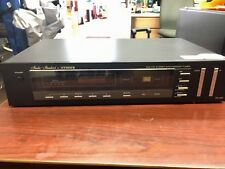 Vintage Fisher Studio Standard FM-660 AM/FM Stereo Tuner Synthesizer