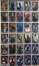 Hero Attax Marvel Cinematic Universe Choose One Captain America Card