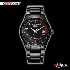 Orologio da polso con Contagiri Audi S3 sport watch RS A3 A4 A5 A6 TT montre S