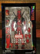 """Marvel Legends Series Deadpool 12"""" Action Figure Mint in Box - NEW LOW PRICE!!"""