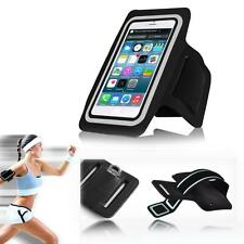GENUINE INVENTCASE BLACK GYM RUNNING SPORTS ARMBAND FOR APPLE IPHONE 6 / 6S