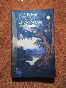 """J.R.R. Tolkien """"Il Signore Degli Anelli - LA COMPAGNIA DELL'ANELLO"""" (X Edizione)"""