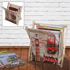 Zeitungsständer – Zeitungshalter - Zeitschriftenbox  Zeitschriftenständer LONDON