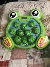 Yeebay YB-02 Interactive Whack a Frog Game Learning Toy