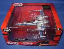Star Wars 2015 RESISTANCE X-WING FIGHTER Die Cast The Force Awakens MIB