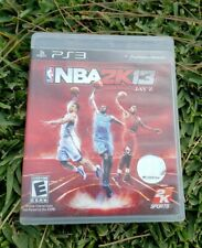 NBA 2K13 - Sony PlayStation 3 - PS3 - Complete.