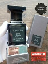 Tom Ford Oud Wood Eau de Parfum 1.7 oz / 50 ml Unisex New in box Sealed 🔥🔥🔥