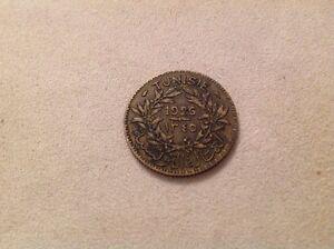1926 Tunisia Tunisian 1 Franc KM 247
