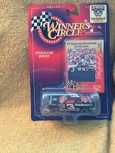Winner's Circle 50th Anniversary Dale Earnhardt Lifetime Series Diecast Car
