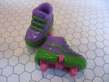 1 Pr. LISA FRANK FAB Fabulous FRIENDS Cassie Mara Lisa Hip SHOE ROLLER SKATES