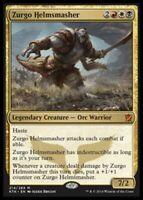 Zurgo Helmsmasher x4 Magic the Gathering 4x Khans of Tarkir mtg card lot